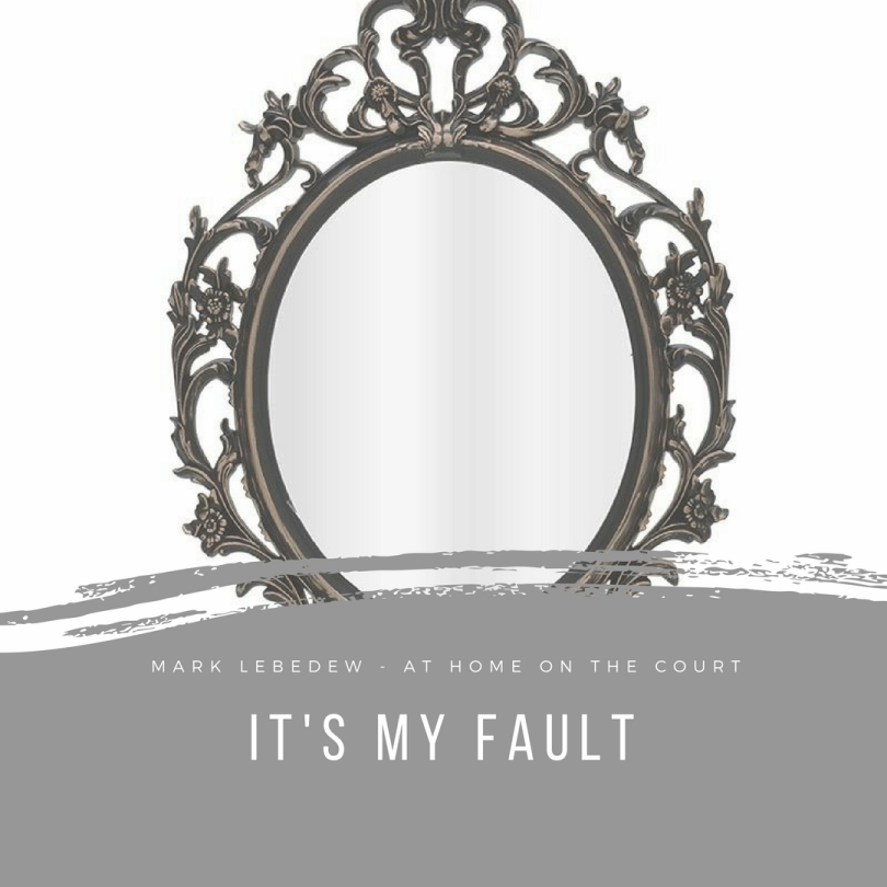 20 - my fault