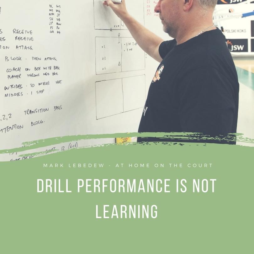 drill performance