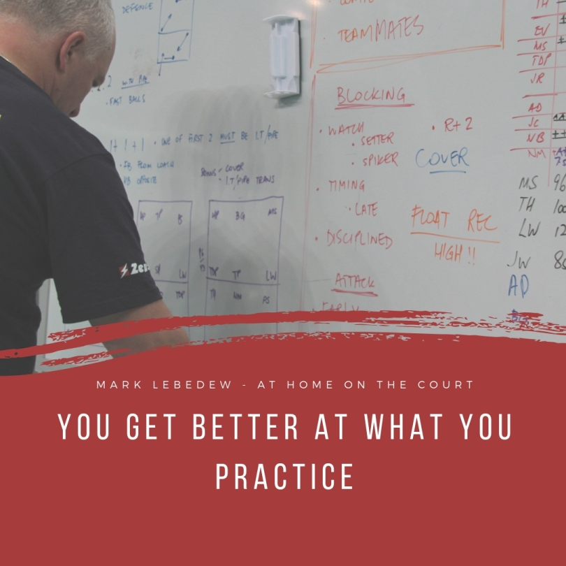 57 - better at what you practice