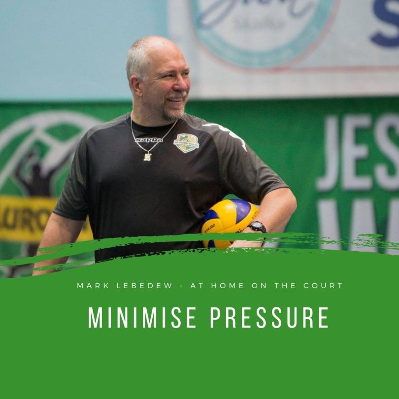 61 - minimise pressure