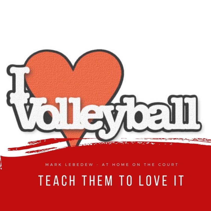 68 - love volleyball