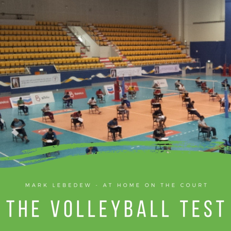 volleyball test