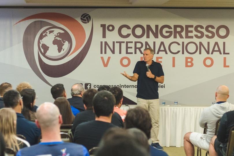 Bernardinho congress