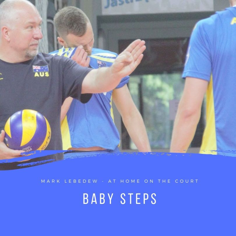 77 - baby steps