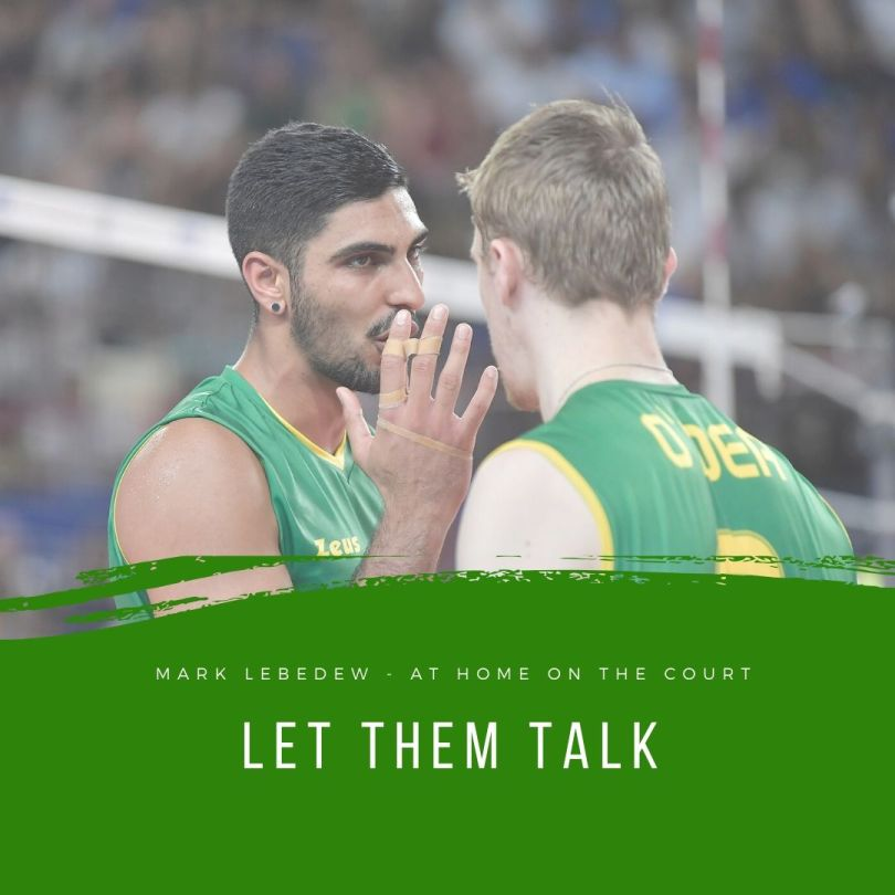 82 - let them talk