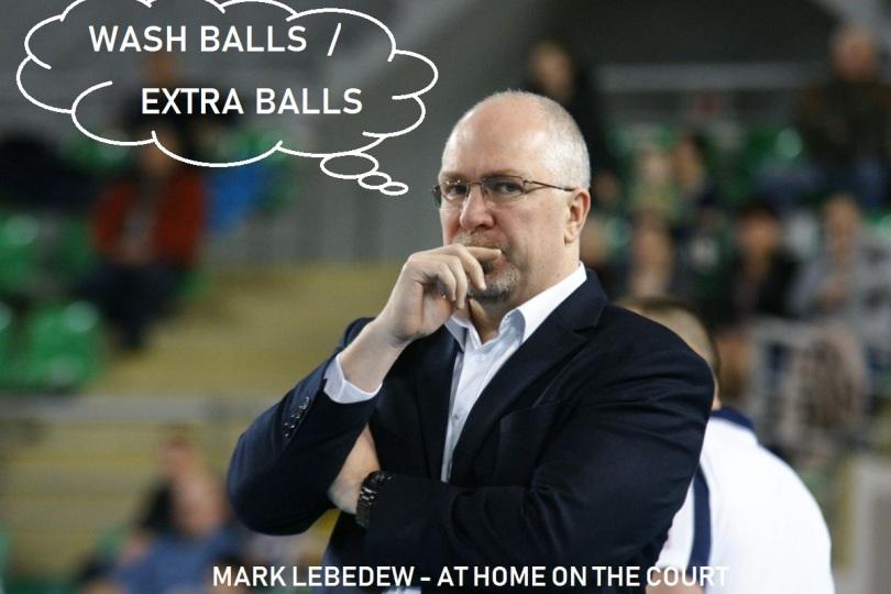 thinking about...wash balls