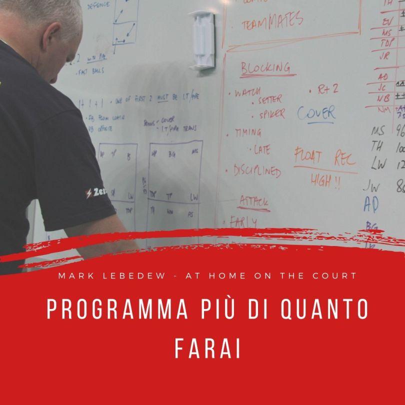 35 - over programme ita